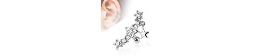 piercing hélix/cartilage/tragus